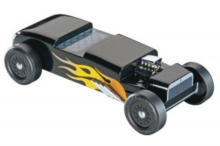 Hot Rod Pinewood Derby Car Kit Revell Derby Monkey 97782