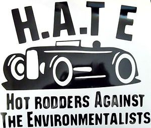 1950's Hot Rod Rat Rod Window Car Sticker Vinyl Graphic Decal Choose Size