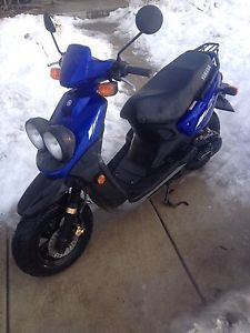 Yamaha Zuma Scooter 50cc Moped Dirtbike Pitbike Motorcycle