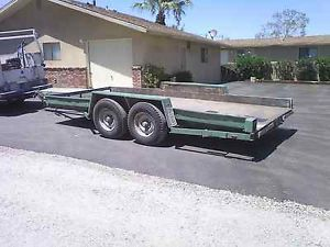 Car Hauler Utility Trailer 8x16