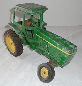 1 16 Ertl John Deere 4430 Farm Toy Tractor for Parts or Restore