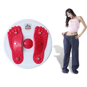 Magnetic Fitness Gym Exercise Body Twister Foot Massager Health Care Gadget Tool