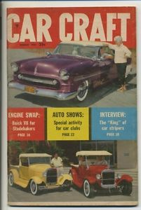 Hot Rod Magazine 1957