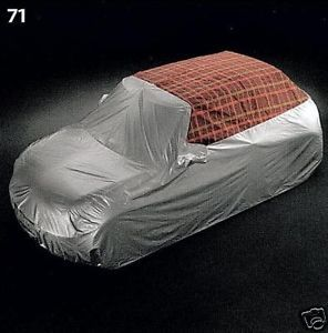 Mini Cooper Convertible Outdoor Car Cover Mcmini New