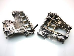 MTD 05 06 ZX 6R 636 zx6r Engine Crankcase Crank Case Cases Set