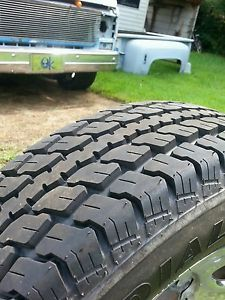 Chevrolet Truck 2500 8 Lug Wheels and Tires