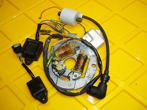 Yamaha Blaster Stator Ignition Module Coil Voltage Regulator Tors Module