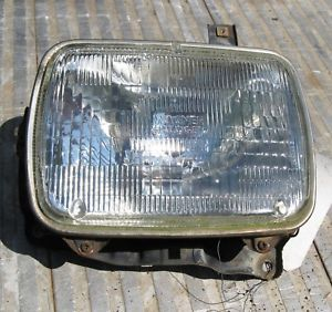 1982 1983 Toyota Pickup Truck Left Headlight Assembly