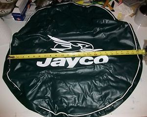 Jayco Spare Tire Cover Green Popup Tent camper Travel Trailer Quest Qwest