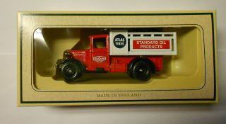 Lledo 1997 Day's Gone Chevron Commemorative Series Atlas Tire Truck Mint on Box