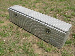 Afp Aluminum Semi Truck Tractor Tool Box Tire Chain Binder Ratchet Strap Box