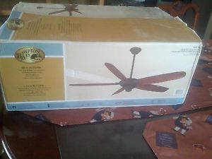 Hampton Bay Altura 68 in. Oil Rubbed Bronze Indoor Ceiling Fan remote control