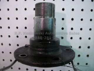 Ford Ranger Pickup Truck 4x4 Front Hub Spindle F37Z3105A