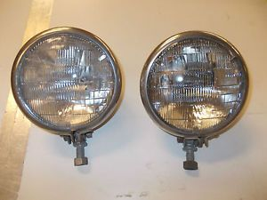 Griffen 308 Headlight Assembly GE High Low Beam Ratrod Tractor Dune Buggy