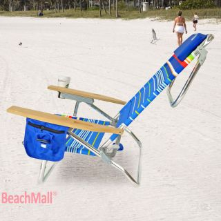 Big Kahuna Folding Beach Chair Extra Wide Tall
