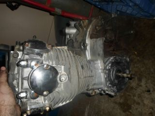 1980 Yamaha XS 650 Special ll Engine Motor and Transmission Runs Great