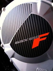 Suzuki GSX650F Bandit GSF Engine Cover Decals