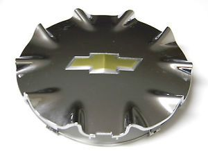 03 06 Chevy Chevrolet SSR Chrome Front Wheel Center Cap Hubcap Part VT118723