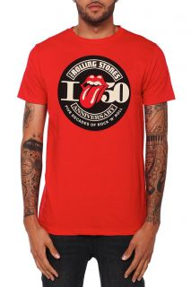The Rolling Stones 50th Anniversary T Shirt