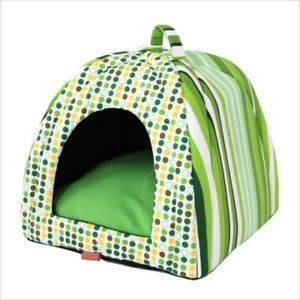 Indoor Dog House Pet House Tent Puppy Carrier Bed G