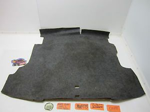 03 04 05 06 07 Saturn ion 2dr Quad Coupe Rear Trunk Mat Carpet Spare Tire Cover