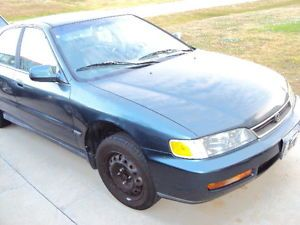 1997 Honda Accord No Engine No Transmission