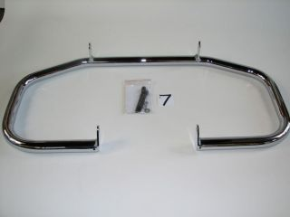 Yamaha Full V Star VStar 650 Engine Guard Highway Crash Bar