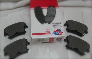 RCD1057 Rear Ceramic Brake Pads Chrysler 300 Challenger Charger Magnum