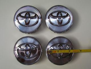 Toyota Camry Sienna Highlander Wheel Center Caps Stock Factory Part 42603 06080