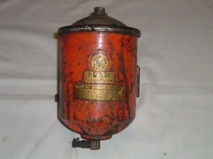 Fram Oil Filter Canister Flathead Ford Chevy Street Rat Rod Vintage Racing