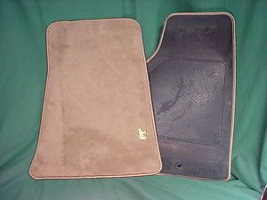New Lincoln Town Car Jack Nicklaus Golden Bear Edition Floor Mats Front