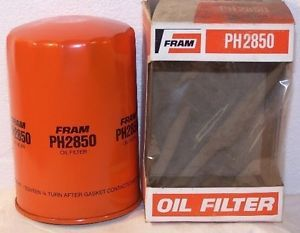 Fram PH2850 Oil Filter Mopar 318 361 383 413 426 440 Ford 289 351 390 427 428