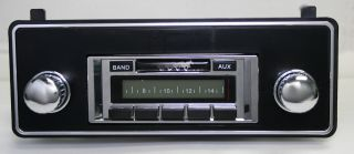 1979 80 81 82 83 1984 Ford Mustang USA 230 Radio Custom Autosound Am FM Aux