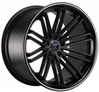 "18"" Rohana RL06 Wheels 5x100 Gloss Black Fits Subaru Legacy WRX Outback Wagon"