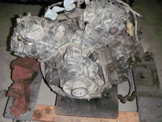 2007 Kawasaki Brute Force V Twin 650 Engine