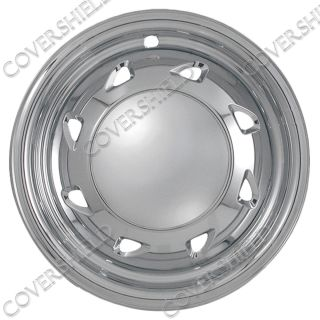 "4 PC Set 94 04 Chevy S10 GMC Sonoma 15"" Chrome Wheel Skins Hubcaps Covers"