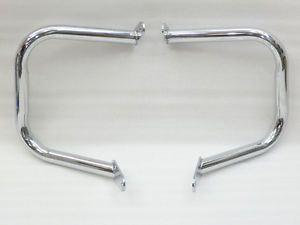 Engine Guard Highway Crash Bar for Yamaha V Star VStar 400 650 Classic Custom