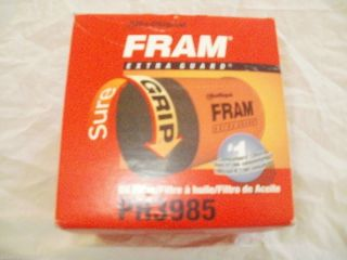 Fram PH3985 Engine Oil Filter Extra Guard with Sure Grip Buy More Save
