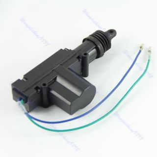 Universal Heavy Duty Power Door Lock Actuator Motor 2 Wire with Hardware 12V New