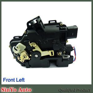 New VW Jetta Passat Golf Beetle Door Lock Actuator Front Left Driver Side FL