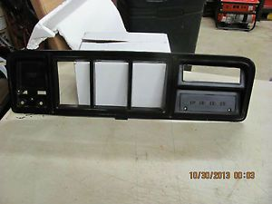 Ford Bronco Dash Bezel