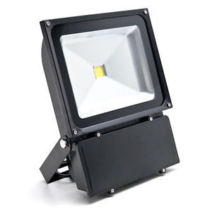 Security LED 100Watt Flood Light 6500K Cool White High Quality Outdoor Lighting
