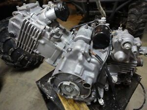 Yamaha Grizzly 660 4x4 Complete Engine Motor Ready to Run  in US