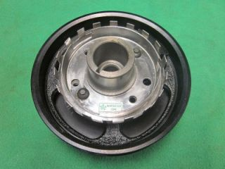 3 8 L 231 Crank Shaft Pulley Harmonic Balancer 88959267