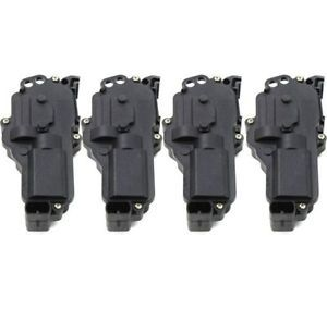 New Lot of 4 Door Lock Actuator Front or Rear F450 Truck F550 F250 F350 Ford