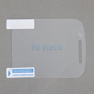 3 x Clear LCD Screen Protector Anti Guard Skin Film Cover for Blackberry Q10 HK