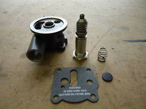 Lycoming Engine Oil Filter Adapter