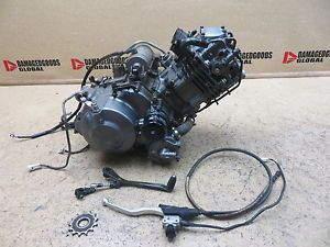 2005 05 Yamaha Raptor YFM660 YFM 660 Complete Engine Motor Top Bottom End