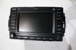 04 08 Chrysler Dodge Jeep Durango Magnum Cherokee CD  Radio GPS Navigation