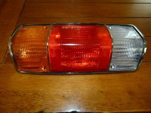 Volkswagen VW MK1 Rabbit Pickup Truck Left Tail Light 1979 1984 Caddy